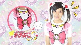 Sailor Moon 美少女戦士セーラームー DIY T-shirt