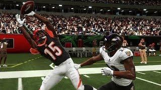 NFL Thursday 9/13 - Cincinnati Bengals vs Baltimore Ravens Full Game NFL Week 2 (Madden 19)