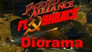 Jagged Alliance: Flashback - Diorama