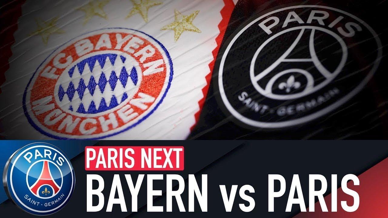 Livestream Bayern Paris