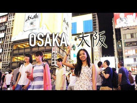 Osaka, Japan / 일본 오사카 여행