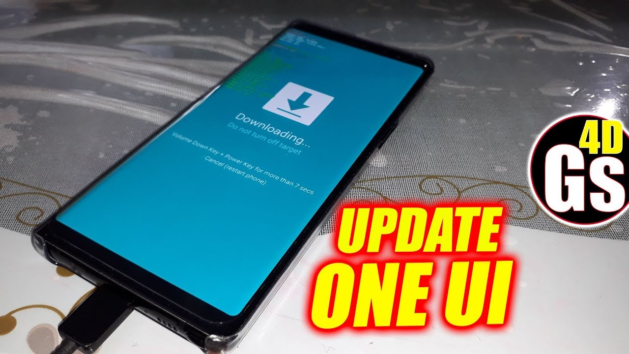 How to Install Stable Galaxy Note 8 Android 9 Pie update Firmware