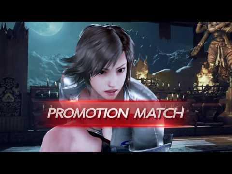 Tekken 7 PS4 Asuka Arcade Playthrough