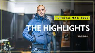 Feridax Max 2020 - Spidi Clothing Highlights