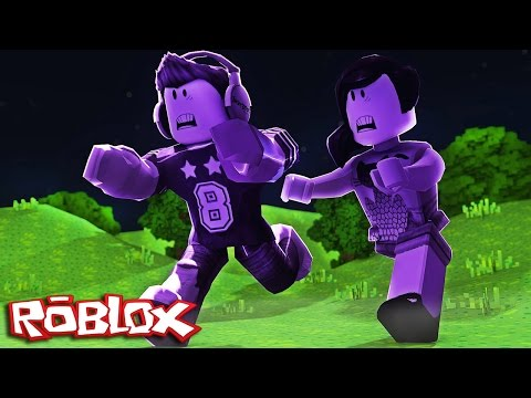 Roblox - Viramos ZUMBIS (ft. Junior) (The Roblox Plague)