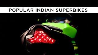 India's Top 10 Popular SuperBikes | Auto Gyann