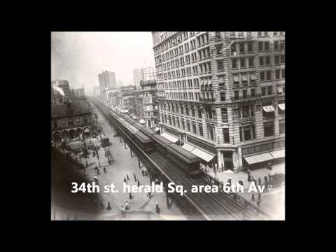 THE 6TH AVENUE EL in pictures