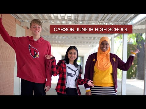Carson Junior High School