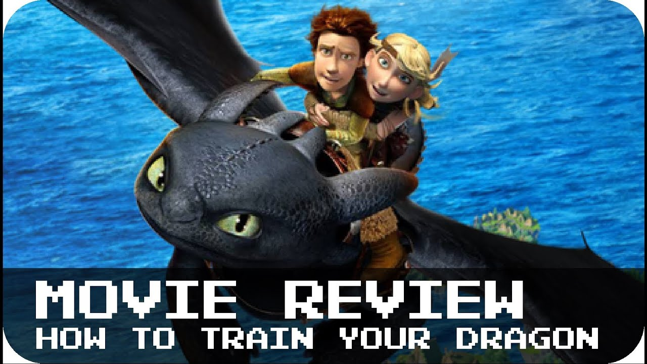 How to Train Your Dragon 2 REVIEW
