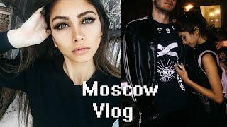 Влог Москва:Встреча с Одноклассницами и День Рождения Парня♥