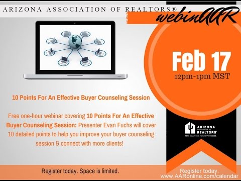 Part 1: Effective Buyer Consultations 2.17.16