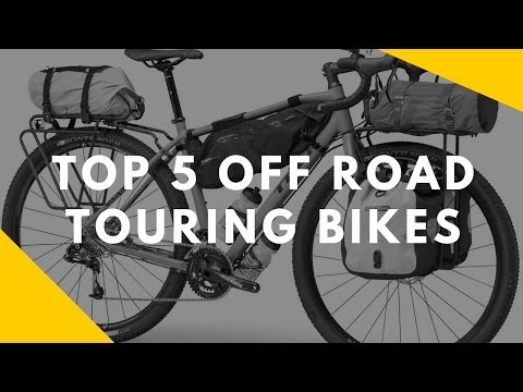 Top 5 Off Road Touring Bikes For 2017