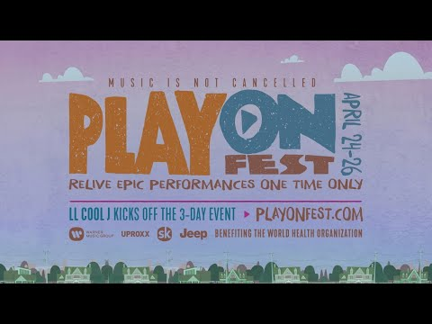 PlayOn Fest LIVESTREAM [LIVE ALL WEEKEND]