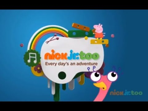 Review of a Continuity   Nick Jr.  Too UK   August 20, 2017 5