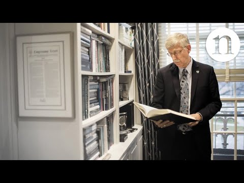 Back to the thesis: Francis Collins