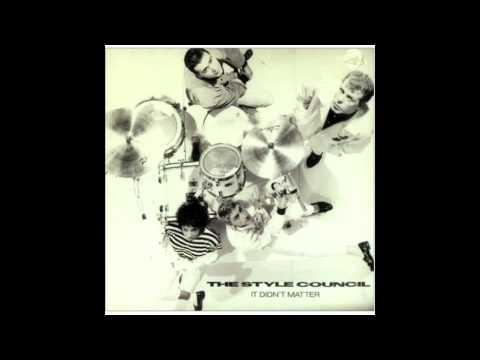 Ruben & Ra - The Style Council - It Didn't Matter (Ruben & Ra Style edit)