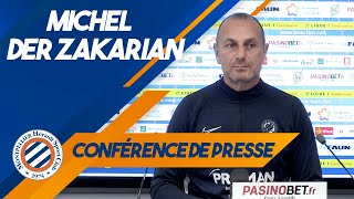 VIDEO: Michel Der Zakarian avant #MHSCSMC