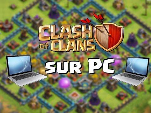 [TUTO] JOUER A CLASH OF CLANS SUR PC
