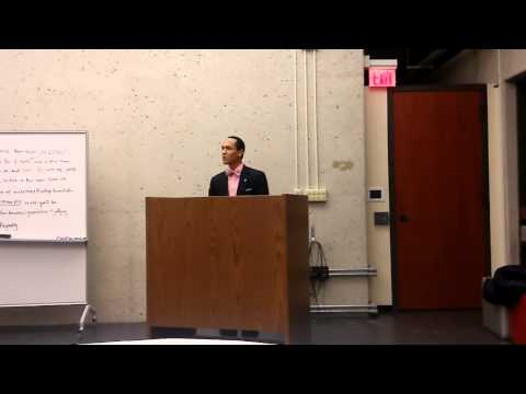 Speech at Harvard University for the China Social Enterprise Program by Fernandel Salomon