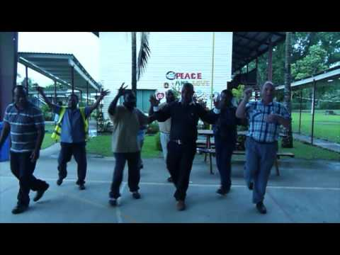 Kimbe International School - Happy by Pharrell Williams
