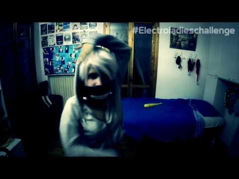 #Electroladieschallenge 👽 - Katy (Italy)