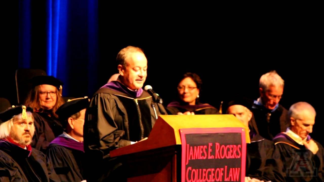 University of arizona law 2016 commencement highlights youtube university of arizona law 2016 commencement highlights malvernweather Images
