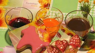 Натуральные Пищевые Красители. Как Сделать. Таблица цветов. Natural Food Coloring. How To Make