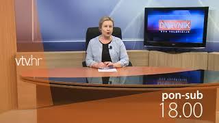 VTV Dnevnik najava 22. srpnja 2019.
