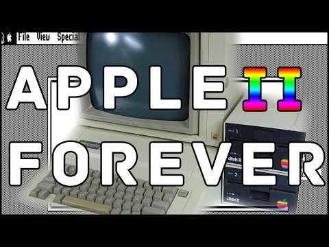 Computer Chronicles - Apple II Forever - 1988