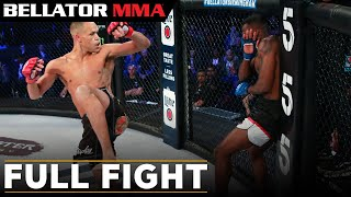 Full Fight | Raymond Daniels - Bellator Birmingham