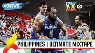 Philippines | Every basket from the FIBA 3x3 World Cup 2018!
