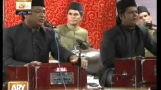 Warsi brothers qawwali part 1