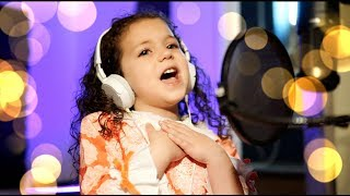 5 year old Sophie Fatu - Cheek to Cheek (Frank Sinatra)