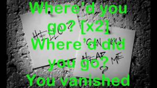 NLT- Vanished Lyrics