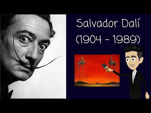 Salvador Dali: Interesting Facts
