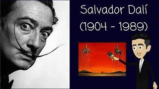 Strange Salvador Dali Facts