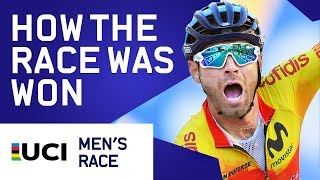 How The Race Was Won   UCI World Championships Men's Road Race 2018   Cycling   Eurosport