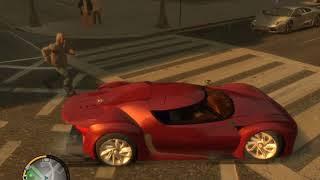 GTA 4 super cars Прохождение - Часть # 33