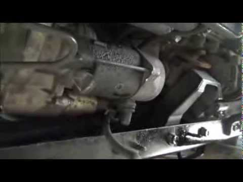 hqdefault replace hino dutro starter motor damn expensive hino! youtube hino relay diagram at edmiracle.co