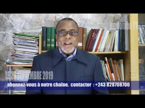 REPONSE A LA DIASPORA BOSOSOLA LIBELA