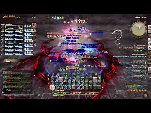 Sophia EX Unsynced [ FF XIV ] by UltraDragonz