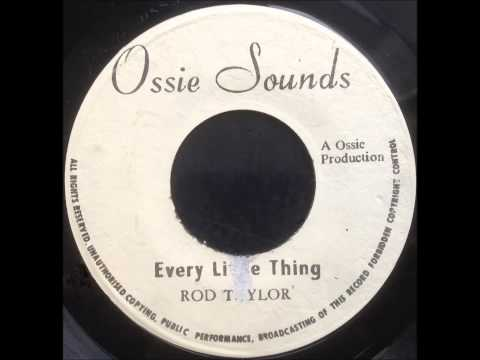 Rod Taylor - Every Little Thing / A Big Thing Version