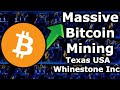 The US Preparing To Take BITCOIN Mining Control Away From China - Whinstone Inc. SBI GMO