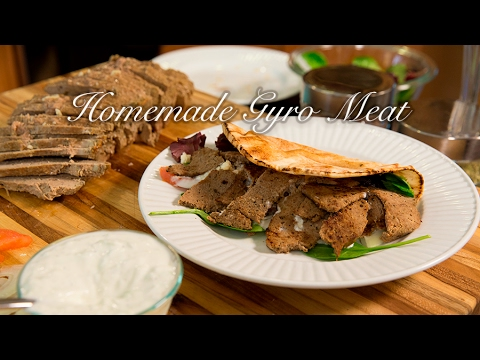 Download Homemade Gyro Meat