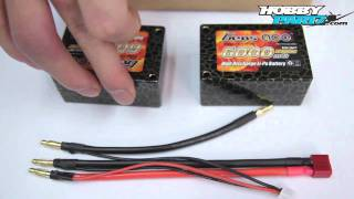 Lipo Saddle Pack Wiring