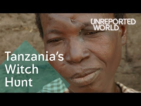 Tanzania's witch trials | Unreported World