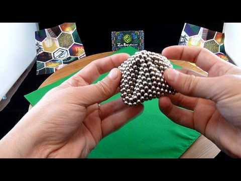 Zen Magnets: Dork Ball Tutorial (Rhombic Dodecahedron)