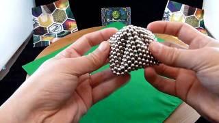Zen Magnets: Dork Ball Tutorial (Rhombic Dodecahedron)