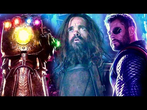 Eitri Made MORE Weapons During Infinity War! - AVENGERS ENDGAME THEORY