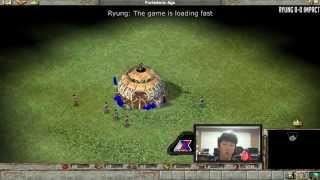 Progamers vs Empire Earth Gold Edition (The first attempt)